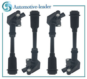 4X Ignition Coil For Ford Escape Fusion 2013-2015 Transit Connect2014-2017 1.6L