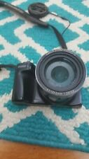 Canon Power Shot SX500 NO BATTERY untested as is