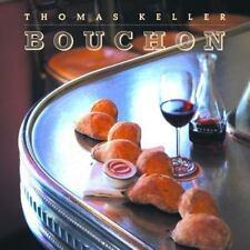Bouchon by Thomas Keller (2004, Hardcover) cookbook
