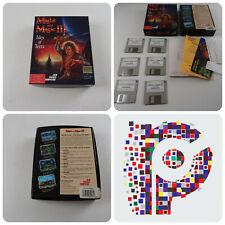 Might and Magic III a New World Computing jeu pour l'Amiga testé et de travail