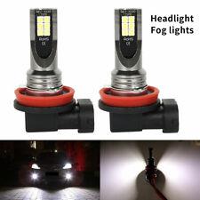 2Pcs H16 H9 H8 H11 LED Bulbs Bright White CREE Headlight 24W Kit Low Beam 6000K