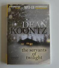 The Servants of Twilight: Dean Koontz - Unabridged Audio Book - MP3CD