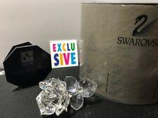Swarovski Crystal The Rose 7478NR001 Original Box & COA LN Condition