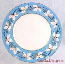 AB1 Vintage Royal Doulton Bone China #13 Blue Floral
