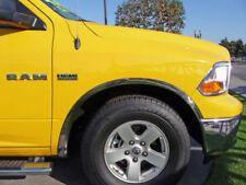 Dodge Ram 1500 09-18 Polished Stainless Fender Trim - TFP - 2425