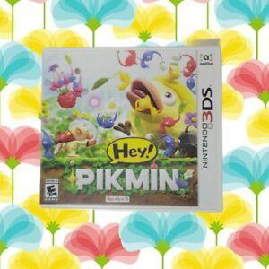 Hey! Pikmin - Nintendo 3DS New