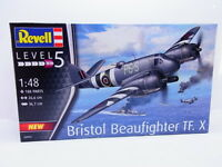 LOT 52289   Revell 03943 Bristol Beaufighter TF.X 1:48 Bausatz  NEU in OVP