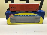 Athearn Ho Scale Hartford & Slocomb 50' FMC DD Boxcar RTR New Old Stock