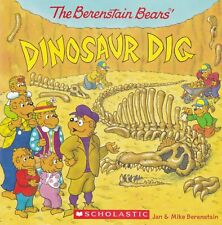 BERENSTAIN BEARS and the DINOSAUR DIG - NEW BOOK