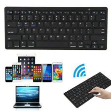 Wireless Keyboard Gaming Office Portable For Laptop PC Computer Mac Windows bx