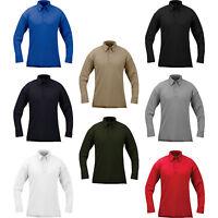 Propper I.C.E Mens Wrinkle Resistant Performance Polo Shirt - Long Sleeve F5315
