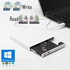 USB Optical External CD DVD Drive CD-RW Rom Reader Combo for Laptop PC