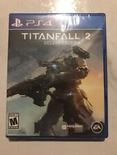 Brand New!!! Titanfall 2: Deluxe Edition (Sony PS4, 2016) Factory Sealed!!!
