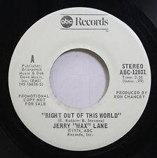 Hear! Country Promo 45 Jerry Max Lane - Coté Droit Out Of This World / Fin As