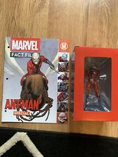 Marvel Fact Files Antman figurine figure new