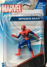 """Marvel / Hasbro Miniature 2"""" Spider Man Action Figurine New in Package"""