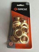 Passe Paroi remplacements de 12 de réduction de 1/2 pouces. la qualité des objets par Groz.