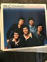 The Osmonds Lp Brainstorm Original 1976 Polydor Records Exc.