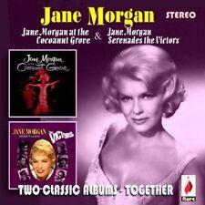 Jane Morgan - At Coconut Grove / Serenades Victors [New CD]