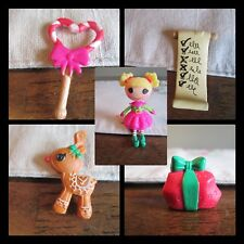 Lalaloopsy MINI Holly Sleighbells Christmas EDition Reindeer Present List
