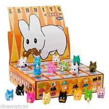 Frank Kozik para Kidrobot Labbits Happy Mini Series 1.5""