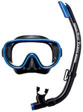 Tusa Capri S Mask & Snorkel Blue