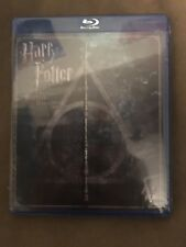 Harry Potter and the Deathly Hallows, Part II (Blu-ray, 2-Disc Set, Digital) NEW