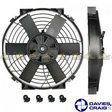 "DAVIES CRAIG 10"" SLIMLINE THERMATIC FAN 24 Volt Thermatic Electric Fans 0148"