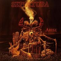 "SEPULTURA ""ARISE"" CD REMASTERED NEUWARE!!!!!!!!!!!"