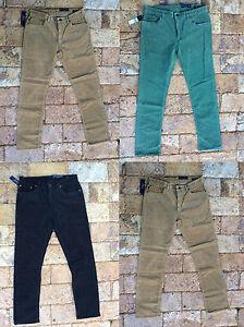 Polo Ralph Lauren Varick Slim-Fit Cotton Corduroy Pants, MSRP $145