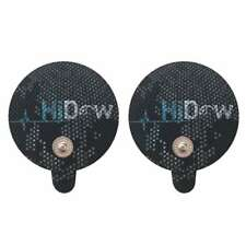 HiDow Replacement Pads Large Size Tens Electrodes For Hi-Dow Tens Units