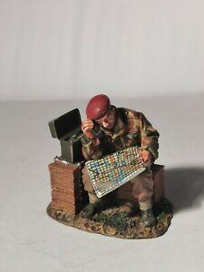 King & Country MG034  Major Frederick Gough M.C.  NO BOX Etat Neuf  PH5