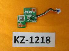 Notebook ASUS W5F Platine Powerbutton Einschaltknopf #Kz-1218