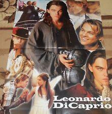 Leonardo DiCaprio - Magazine Poster (A2) Vintage