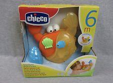 NEW Chicco Splish Splash Crab Tub Bath Time Toy SEALED