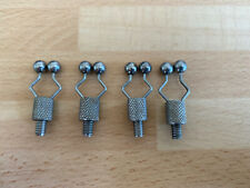 Solar Adjusta-ball Line Clips X 4, Solar Stainless, Solar Tackle. Carp Fishing