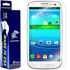 ArmorSuit MilitaryShield Samsung Galaxy S3 Screen Protector w/ Lifetime Warranty