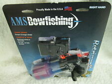 AMS BOWFISHING  610R  REEL.   610-R