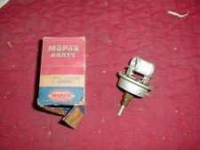 NOS MOPAR 1949-50 DODGE PLYMOUTH DESOTO CHRYSLER HEATER SWITCH