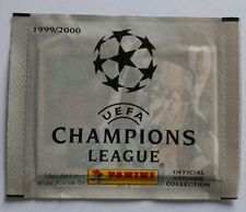 1 X PACKET PANINI UEFA CHAMPIONS LEAGUE 1999 2000 pochette bustine tüte