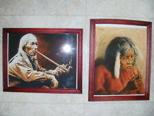 Pipe Smoking Pictures Indians