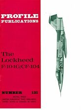 LOCKHEED F-104 STARFIGHTER: PROFILE PUBS #130/ AUGMENTED DOWNLOAD