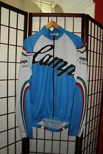 Campganolo Italy cycling jersey size XXL. ALY