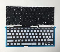 "New Apple Macbook Pro Retina 15"" A1398 US Laptop Keyboard With Backlit Backlight"