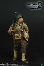 442nd Infantry Regiment Italy 1943 Henry Kano Soldier Story 1/6th Scale Figure