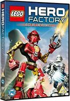 Lego Hero Factory: Rise of the Rookies [DVD] [2011], , Very Good, DVD