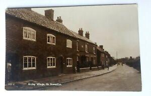 1900s.  Ansley Village, Birmingham road, Nuneaton, Warwickshire. Teesee Series.