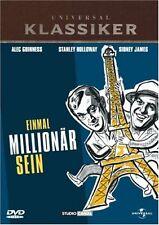 """Alec Guinness, Alfie Bass in """"EINMAL MILLIONÄR SEIN"""" (Das Glück kam über Nacht)"""