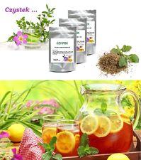450g Cistus incanus 100% Natural Body Cleanse secos té de hierbas Czystek + 10% Libre
