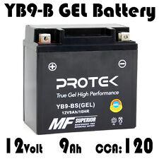 YB9-B 12N9-4B-1 YB9-BS 12V Sealed Maintenance Free GEL Battery 9Ah ATV UTV PWC